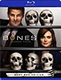 Bones - Series 4 (Body Bag Edition) [Blu-ray]