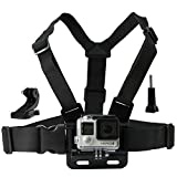 Clanmou Chest Belt Harness Strap with J-...