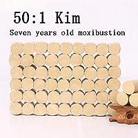 AMYMGLL 7 Jahre Chen Ai 50: 1 reine Moxa Moxibustion 54 Rolle Stick Ai Ju Wild Wormwood Gold Moxa Krankheit Prävention... preisvergleich bei billige-tabletten.eu