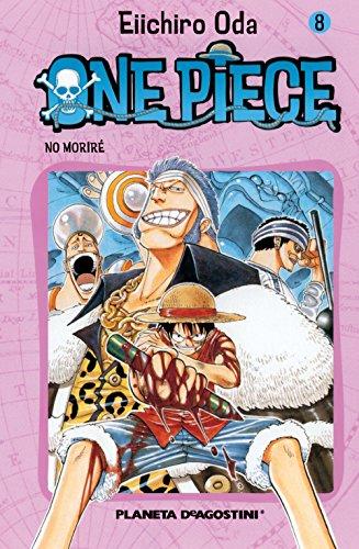 One Piece nº 08: No moriré (Manga Shonen) por Eiichiro Oda