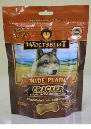 Wolfsblut | Wide Plain Cracker | 225 g