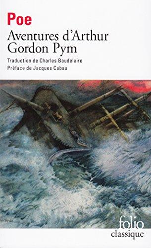 Aventures d'Arthur Gordon Pym par Edgar Allan Poe
