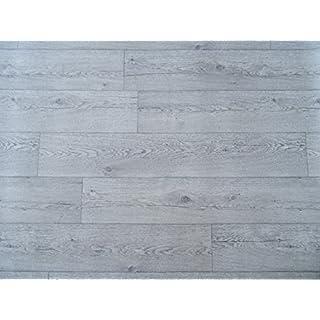PVC in Holzdielen-Optik, weiß - von Alpha-Tex 9.95€/m² (kleines Musterstück)