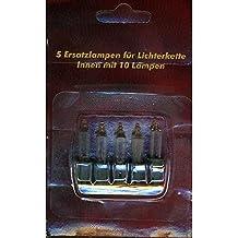 Ersatzlampen Weihnachtsbeleuchtung.Suchergebnis Auf Amazon De Für Lichterkette Ersatzlampen