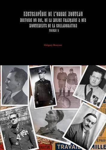 Encyclopedie de l'Ordre Nouveau - Histoire du SOL par Grégory Bouysse