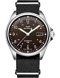 GLYCINE COMBAT 6 VINTAGE relojes hombre 3890.171AT.TB9