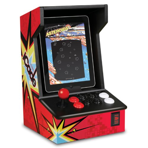 Ion Audio Arcade Controller für iPad (Controller Arcade-cabinet)