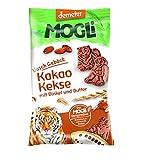 MOGLi Bio Demeter Kakao Dinkel Kekse 50g 12er Pack