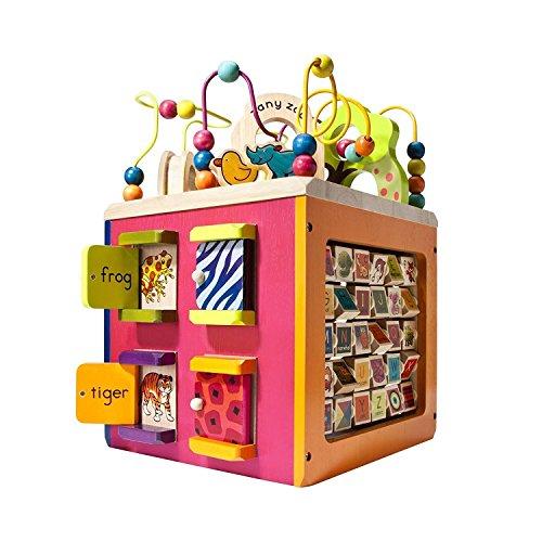 B. Toys 44163 - Zany Zoo Spielewürfel