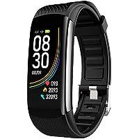 VOKY Smartwatch,Misurazione della Temperatura Saturimetro Misuratore Pressione Cardiofrequenzimetro Orologio Fitness…