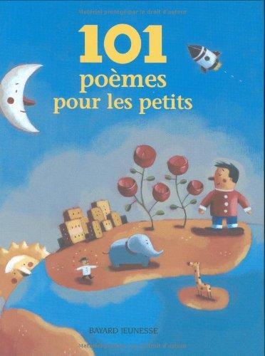 101 poèmes pour les petits