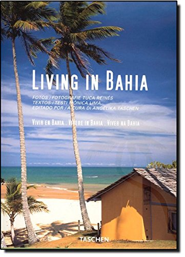 Living in Bahia. Ediz. italiana, spagnola e portoghese (Jumbo) por Monica Lima