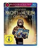 Nachts im Museum 1-3 [Blu-ray] -