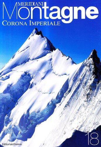 Corona imperiale vallese. Con cartina di MERIDIANI MONTAGNE