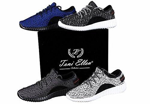 Toni Ellen Black Chamäleons Adulte Chaussures Homme Femme Unisexe Chaussures de sport Sneaker EU 39