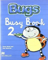 Bugs 2 Busy Bk Spain