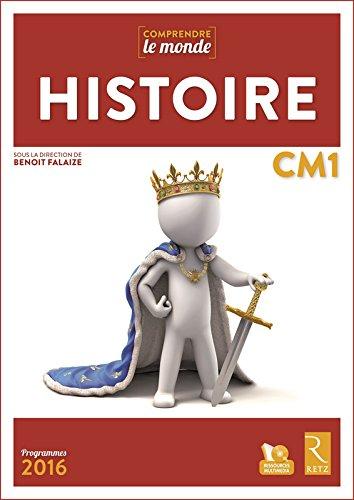 Histoire CM1 - Nouveau programme 2016