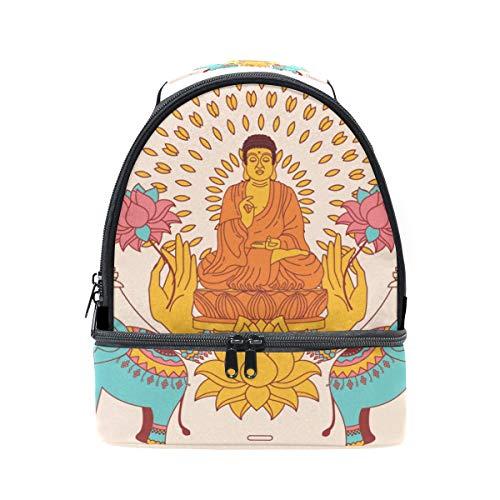 t Elefant Lunch Bag Isolierte Kühler Tote Box mit verstellbarem Schultergurt für pincnic Schule ()