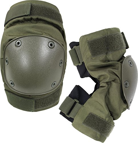 Knieschützer mit weichem und dehnbarem Komfortverschluss