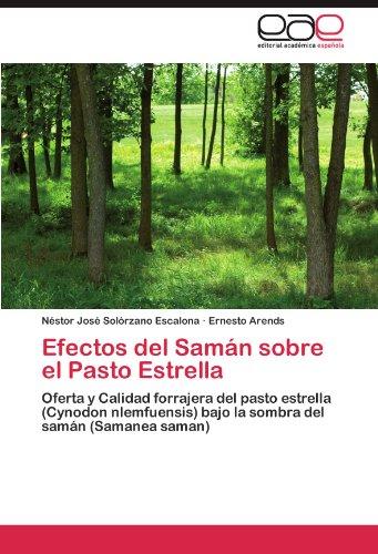 Efectos del Saman Sobre El Pasto Estrella por N. Stor Jos Sol Rzano Escalona