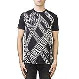 Versace Collection T-Shirt (M-378-Ts-53082) - L(De)/L(it)/L(EU) - Schwarz