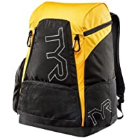 TYR Alliance 45L Backpack Black/Gold