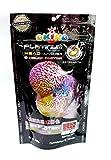 Okiko Platinum Head Huncher & Colour Faster Flowerhorn Fish Food 100g. X-large Pellets