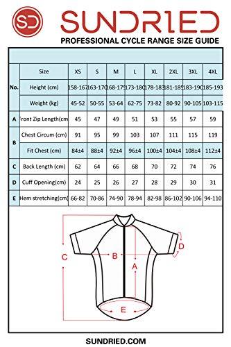 Zoom IMG-3 sundried camicia mens corta ciclismo