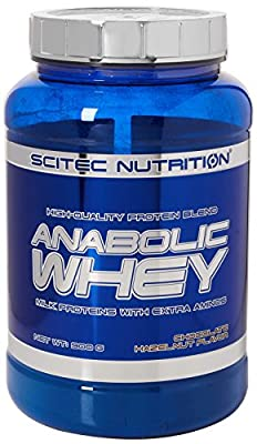 Scitec Nutrition High Quality Anabolic Whey Protein Blend Powder - 900g, Chocolate Hazelnut from Scitec Nutrition
