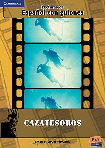Español con guiones. Cazatesoros por Encarnación Galindo García