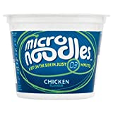 Knorr Chicken Flavour Micro Noodles (100g) - Pack of 6