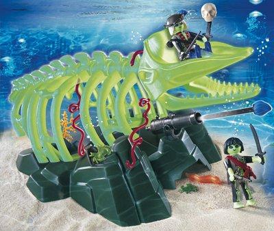 PLAYMOBIL® 4803 - Geisterwalskelett