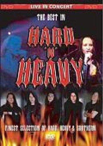 Preisvergleich Produktbild Various Artists - The Best in Hard 'N' Heavy