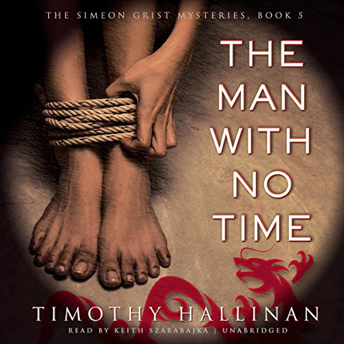 The Man with No Time  Audiolibri