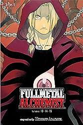Fullmetal Alchemist, Vol. 13-15 (Fullmetal Alchemist 3-in-1) by Hiromu Arakawa (2013-07-09)