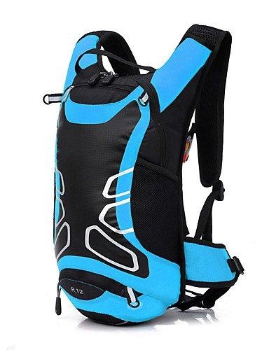 HWB/ 12 L Tourenrucksäcke/Rucksack / Travel Organizer Camping & Wandern Draußen Wasserdicht / Schnell abtrocknend / tragbar / Atmungsaktiv Blue