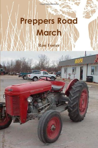 Preppers Road March Cover Image