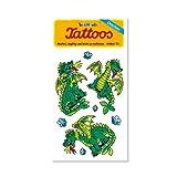 Lutz Mauder Lutz mauder44514Dragon Tattoo (One Size)