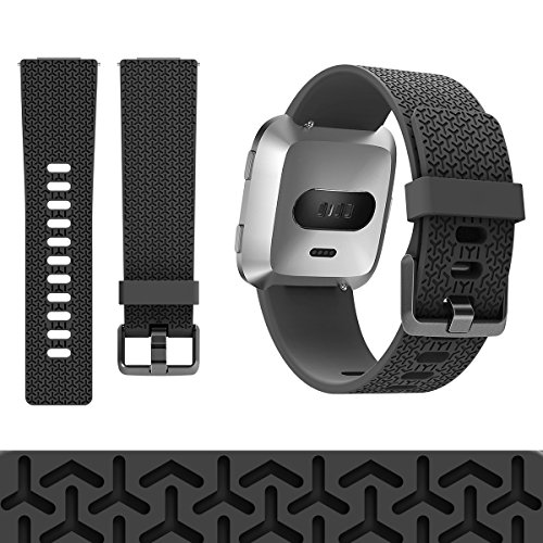 Zoom IMG-1 bepack fitbit versa cinturino accessori