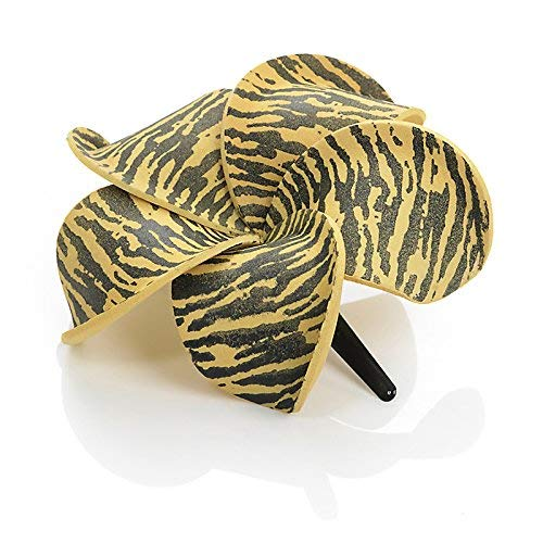 Dolly Martin - Frangipani Wild lila-schwarz Tiger -