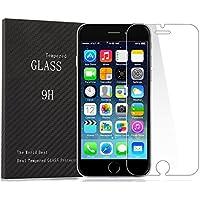 Vetro Temperato per Apple iPhone 6 plus / 6S plus - Pellicola Protettiva Trasparente Protezione Schermo Premium Ultra Resistente Anti Riflesso Compatibile 3D Touch (0,25mm HD Alta Trasparenza)