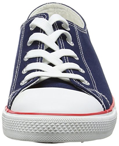 New Look Damen Mark 2 Sneaker Blau