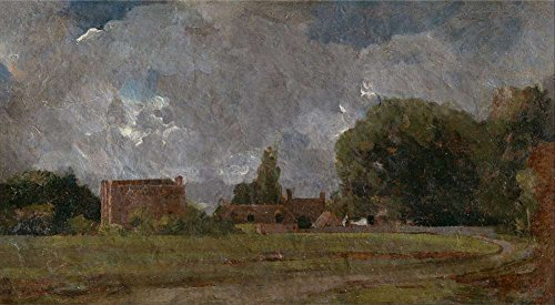 John Constable - Di Golding Constable House, East ...