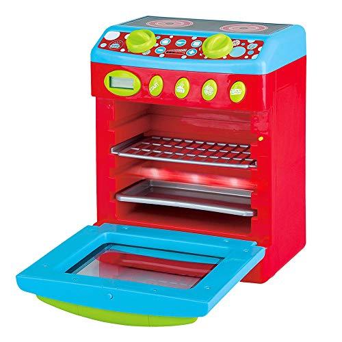 PlayGo - Mini horno eléctrico con luz y sonido (46411)