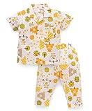 #4: Romano Kid's Trendy Printed 100% Cotton Night Suit Half Sleeves