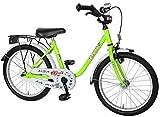 Bachtenkirch Kinder Fahrrad BIBI, grün, 18 Zoll, 1300414-BI-10