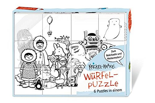 krickelkrakel-wurfelpuzzle