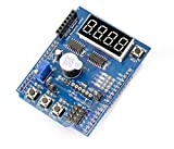 Arduino Multi-Function Shield ProtoShield For Arduino UNO LENARDO MAGE2560 DIY PROTOTYPING
