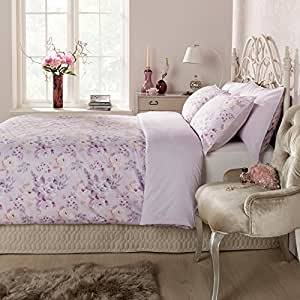 ditton hill katrina 100 baumwolle bettw sche bettdecke set blau king bed size 230cm x 220cm. Black Bedroom Furniture Sets. Home Design Ideas