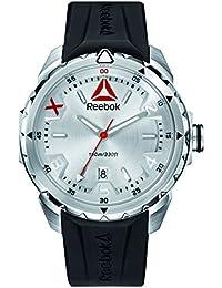 Reebok Reloj Analógico para Hombre de Cuarzo con Correa en Silicona RD-IMP-G3